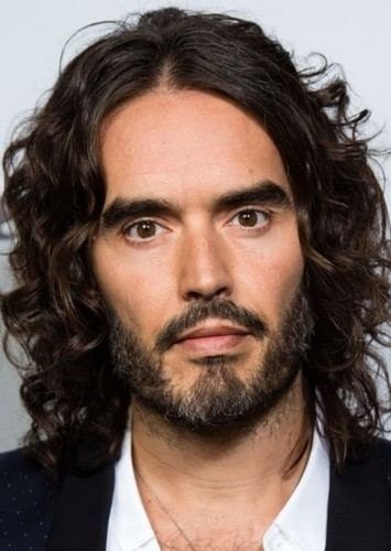 Russell Brand as King Julien in Madagascar
