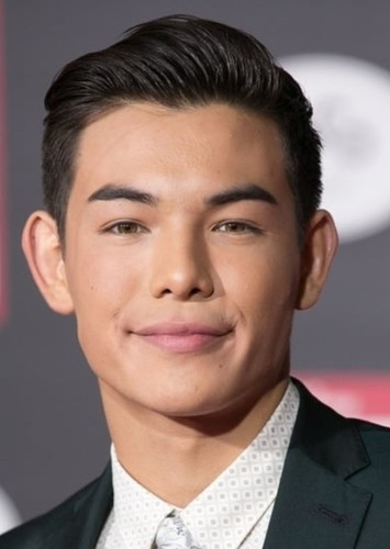Ryan Potter as Zuko in Avatar: The Last Airbender