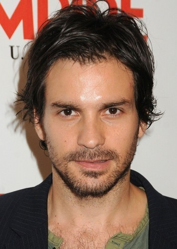 Santiago Cabrera as The Huntsman in Snow White and the Seven Dwarfs
