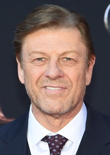 Sean Bean as The king of arendelle in Frozen