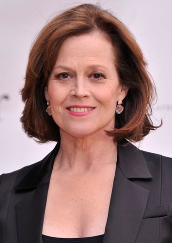 Sigourney Weaver as Giraffe in Voices of the Animal Kingdom
