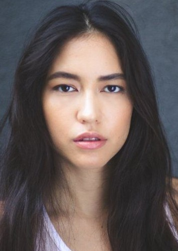 Sonoya Mizuno as Neeve in The Raven Cycle