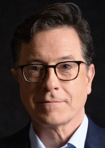 Stephen Colbert as Perry Johnson in The Primaries