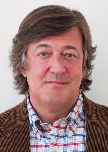 Stephen Fry as Murgatroyd in Enchanted Forest Chronicles