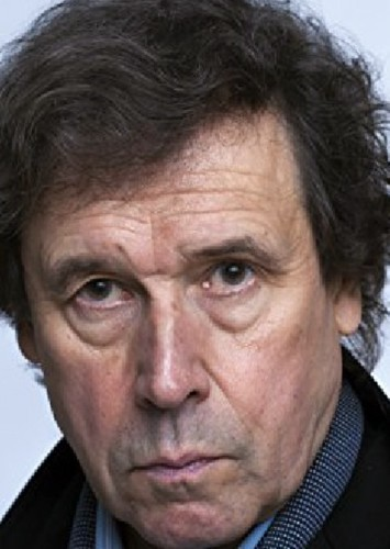 Stephen Rea as Roger Mallory in The Raven Cycle