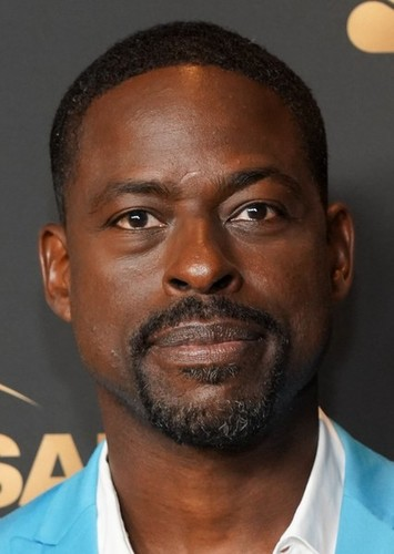 Sterling K. Brown as Green Lantern II in DCEU Rebirth