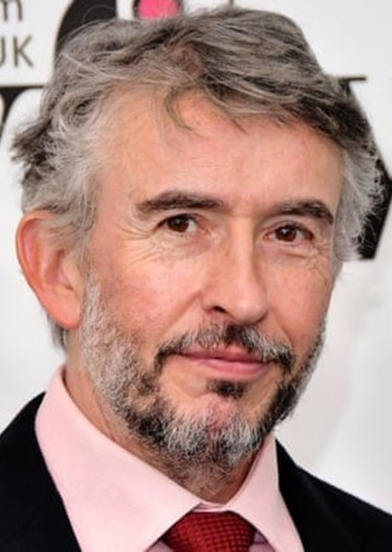 Steve Coogan as Dr. Stephen Falken and the voice of Joshua in WarGames