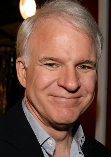 Steve Martin as Jake Sr in Filmation's Ghostbusters