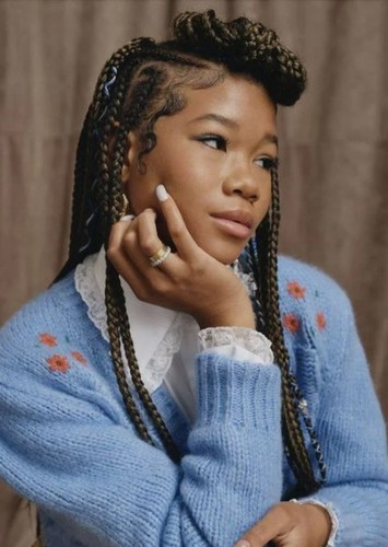 Storm Reid as African-American/Black (F) in Face Claim Ideas Sorted by Race