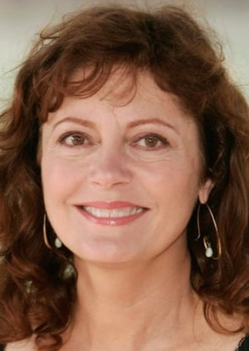 Susan Sarandon as Blue Whale in One Earth