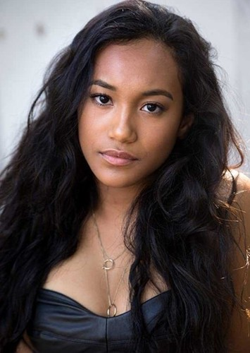 Sydney Park as Rebecca Nakagawa in The Grudge - 2019 Remake