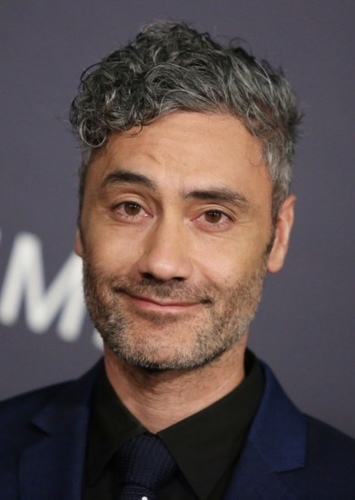 Taika Waititi as Korg in Valkyrie and The Revengers