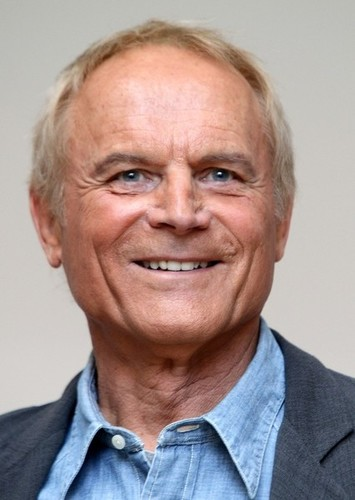 Terence Hill as Silvanito in The Dollars Trilogy Remake