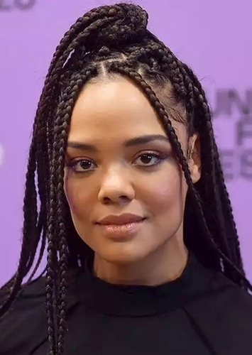 Tessa Thompson as Valkyrie in A Smoothieverse Chronicle- Thor