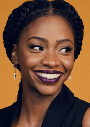 Teyonah Parris as Monica Rambeau in Vision and Scarlet Witch (TV Series)