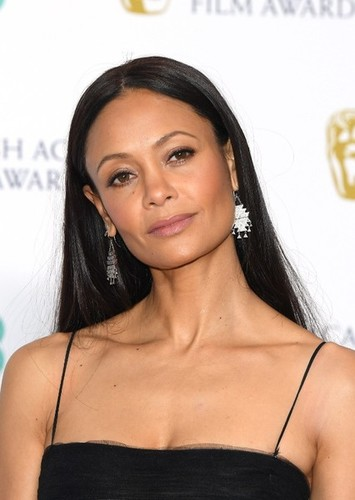 Thandie Newton as Calla Johnson in The Raven Cycle