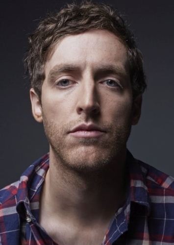 Thomas Middleditch as Medieval Times Host in The Cable Guy