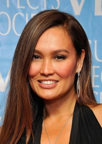Tia Carrere as Amanda in Disney's Epcot: The Movie