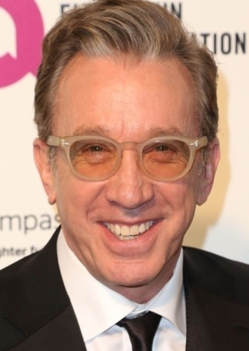 Tim Allen as Black Rhinoceros in One Earth