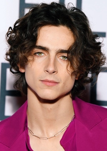 Timothée Chalamet as Oliver in Emmy & Oliver