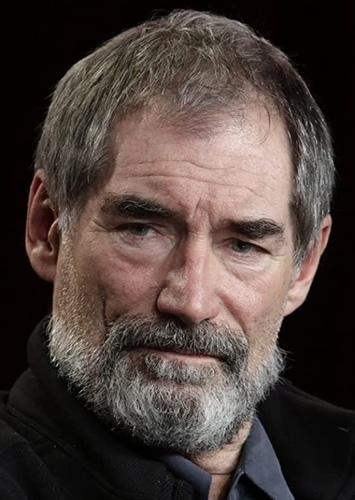 Timothy Dalton as Harold in Thomas and Friends: The Mystery of the Golden Solar Birch