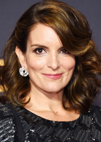 Tina Fey as Sandra the Stork in Storks 2