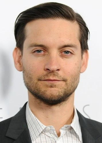 Tobey Maguire as Peter Parker in Parker