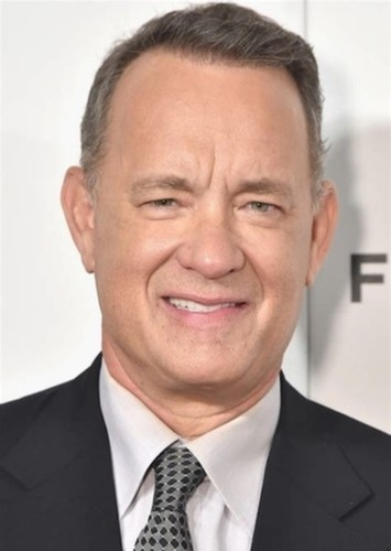 Tom Hanks as Metallo in Superman World Of DC (Recast)