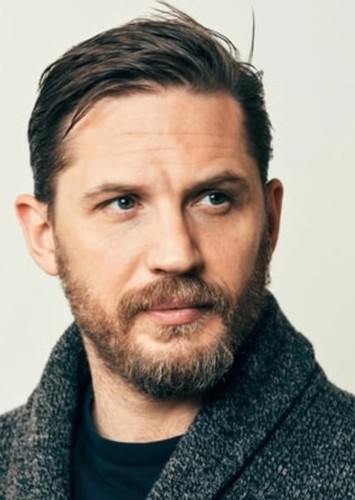 Tom Hardy as Ares in Percy Jackson and the lightning thief