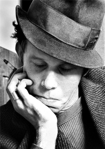 Tom Waits as The Gargoyle in Enchanted Forest Chronicles