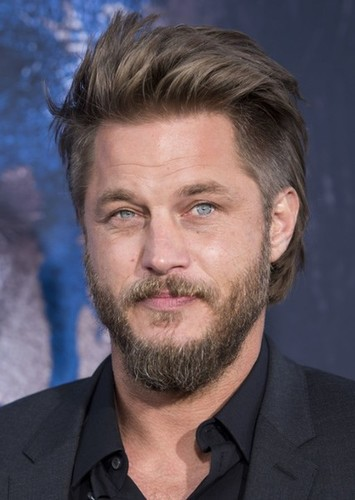 Travis Fimmel as Éomer in Lord of the Rings (2019)