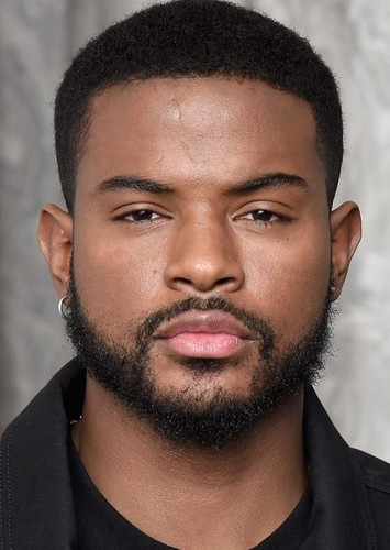 Trevor Jackson as Elijah bradley in Young Avengers
