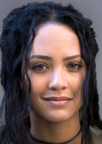 Tristin Mays as Jacqueline Kelly in Super Soldier
