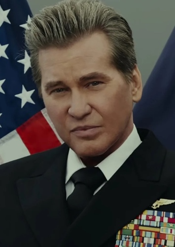 Val Kilmer as Morris Bench in Spider-Man (The Perfect Movie)