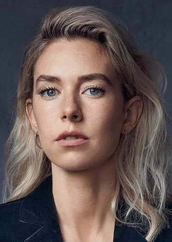 Vanessa Kirby as Catwoman in DC Villains