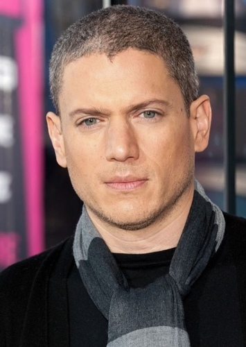 Wentworth Miller as Captain Cold in DC Villains