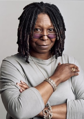Whoopi Goldberg as Mo'at in Avatar