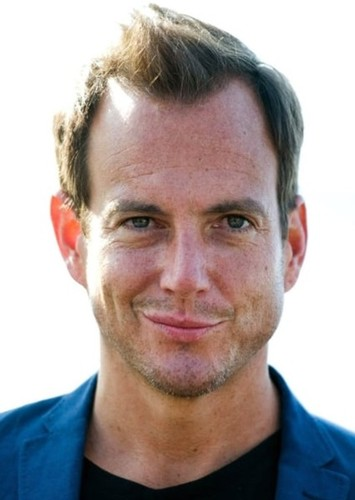 Will Arnett as Batman (voice) in The LEGO Dimensions Movie