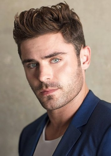 Zac Efron as Human Torch in Fantastic 4