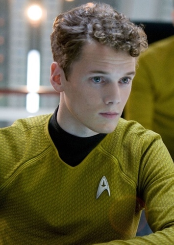 Ensign Pavel Chekov