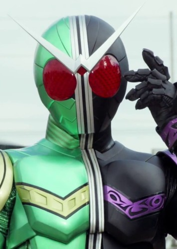 Kamen Rider W (Bill Watson & Nate (Tom Williams)