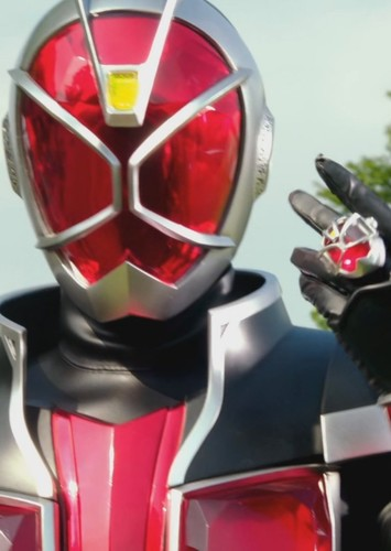 Kamen Rider Wizard (Chris Logan)