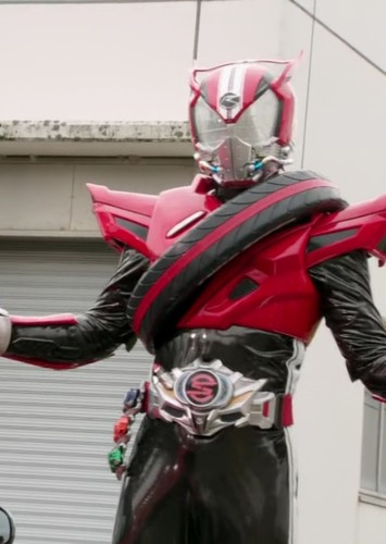 Kamen Rider Drive (Will Fairbank)