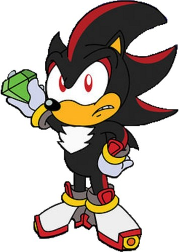 Shadow The Hedgehog Voice Clips