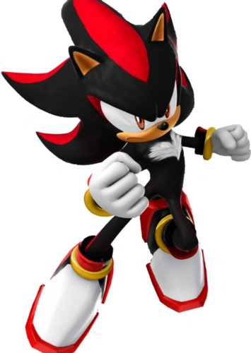 Shadow the Hedgehog Fan Casting for Sonic the Hedgehog 2