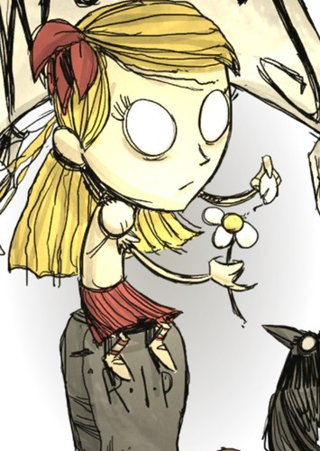 Wendy Fan Casting For Dont Starve Mycast Fan Casting Your