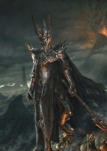 Benedict Cumberbatch As Sauron In The Silmarillion Mycast Fan