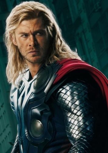 Fan Casting Brad Pitt as Thor in Avengers: Age of Ultron