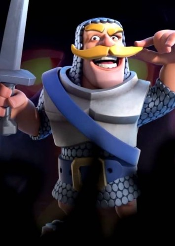 Knight in Clash Royale