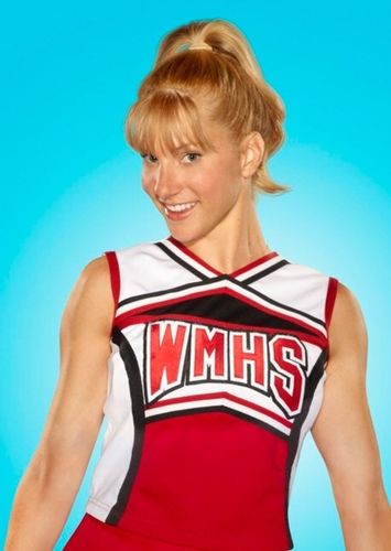 Brittany S. Pierce in Glee (Recasting)
